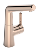 Oras Inspera 3006F-34 rose gold washbasin faucet