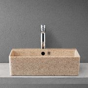 Woodio Cube 60 washbasin with place for faucet