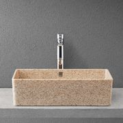 Woodio Cube 60 table top washbasin