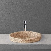 Woodio Soft 40 recessed washbasin