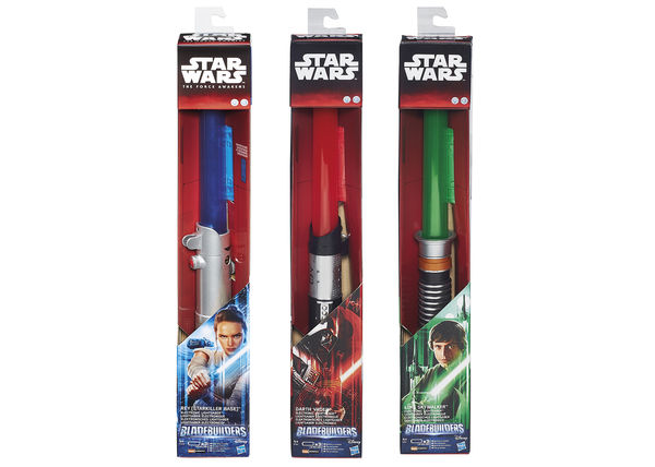 STAR WARS ELECTRONIC LIGHTSABERS