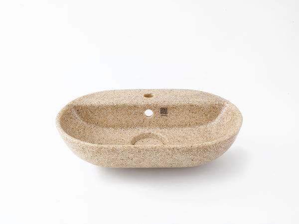 Woodio Soft 60 washbasin with place for faucet